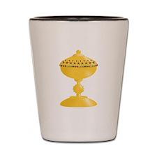 Golden Goblet Shot Glass