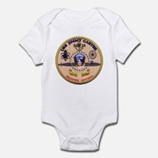 USS Jimmy Carter SSN 23 Infant Bodysuit
