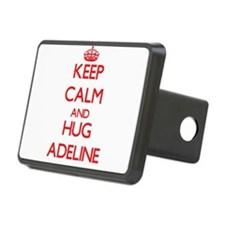 Keep Calm and Hug Adeline Hitch Cover