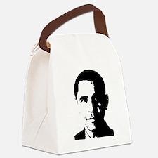 Barack Obama Canvas Lunch Bag