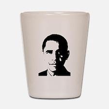 Barack Obama Shot Glass