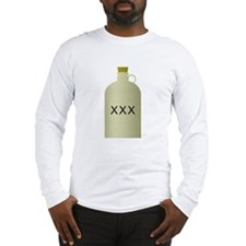 Moonshine Jug Long Sleeve T-Shirt