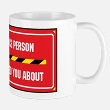 I'm the Compliance Person Mug