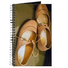Dancing Shoes Journal