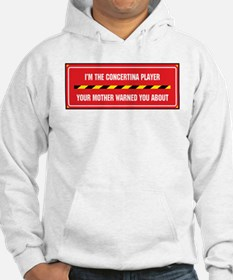 I'm the Concertina Player Hoodie