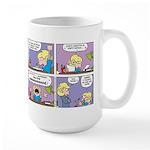 Les Physz Large Mug