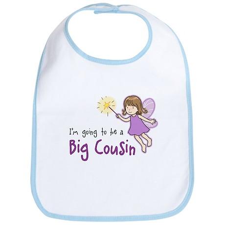 Big Cousin to be - Fairy Bib
