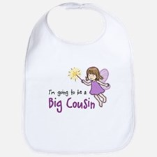 Big Cousin to be - Fairy Bib