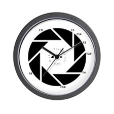 Unique Photograph Wall Clock