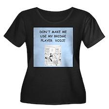 BRIDGE2 Plus Size T-Shirt