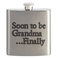 Soon to be Grandma...Finally Flask