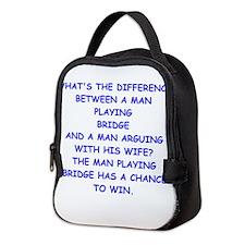 VEISGE2 Neoprene Lunch Bag