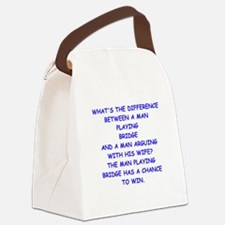 VEISGE2 Canvas Lunch Bag