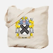 Blair Coat of Arms - Family Crest Tote Bag