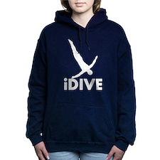 iDive Diving Hooded Sweatshirt