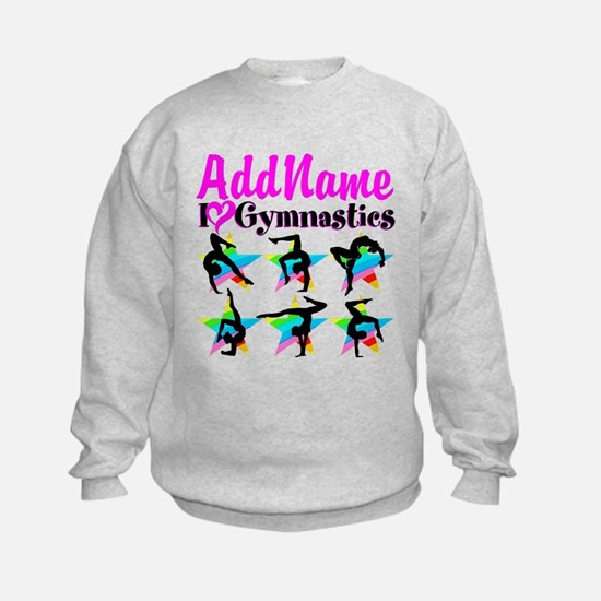 AWESOME GYMNAST Jumpers