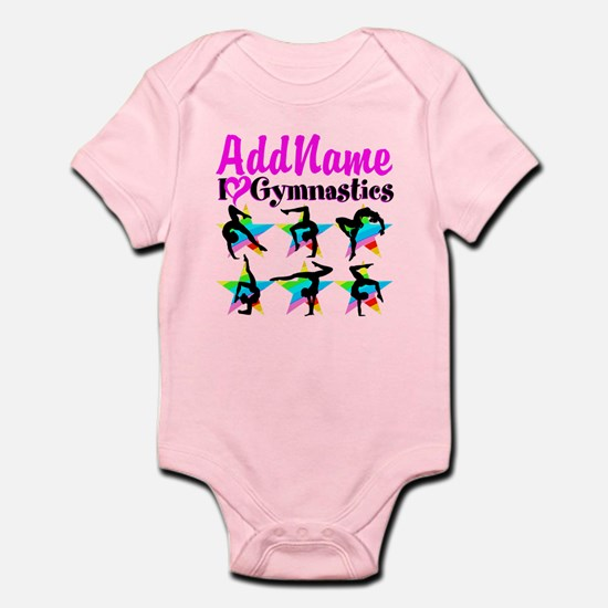 AWESOME GYMNAST Infant Bodysuit
