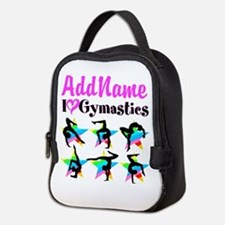 AWESOME GYMNAST Neoprene Lunch Bag