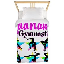 AWESOME GYMNAST Twin Duvet