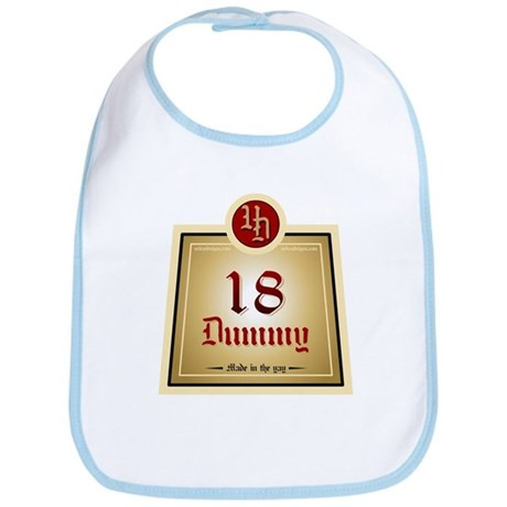 18 Dummy Juice Bib