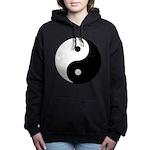 Yin Yang Women's Hooded Sweatshirt