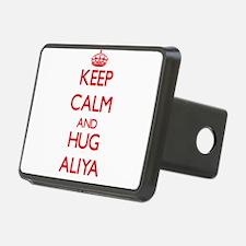 Keep Calm and Hug Aliya Hitch Cover