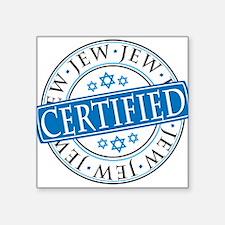 Certified Jew Sticker