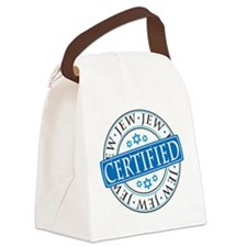 Certified Jew Canvas Lunch Bag