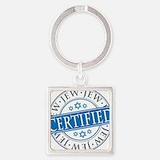 Certified Jew Keychains