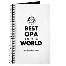 Best 2 Opa copy Journal