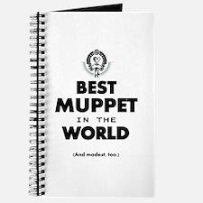 Best 2 Muppet copy Journal