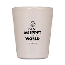Best 2 Muppet copy Shot Glass