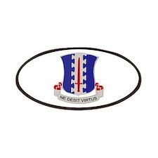 DUI - 3rd Battalion - 187th Infantry Regiment Patc