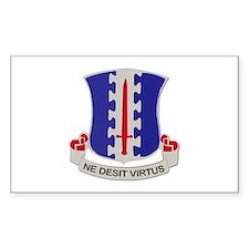 DUI - 3rd Battalion - 187th Infantry Regiment Stic