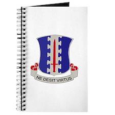 DUI - 3rd Battalion - 187th Infantry Regiment Jour