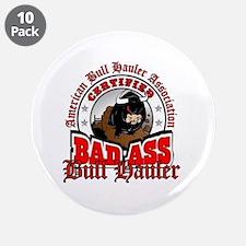 "American Bull Haulers Association 3.5"" Button (10"