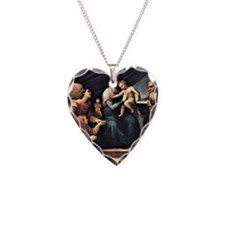 Raphael's The Madonna of the  Necklace