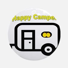 Happy Campers! Ornament (Round)
