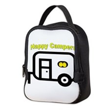 Happy Campers! Neoprene Lunch Bag