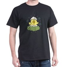 Just Hatched Easter Chick T-Shirt