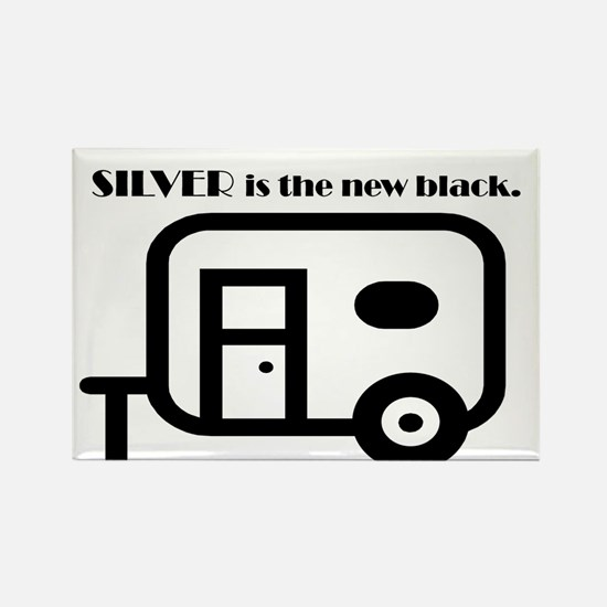 Silver is the new Black Magnets