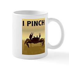 I Pinch Crab Mug