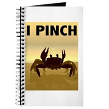I Pinch Crab Journal