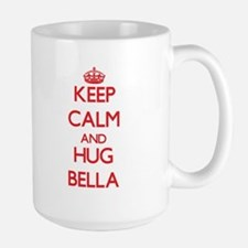 Keep Calm and Hug Bella Mugs