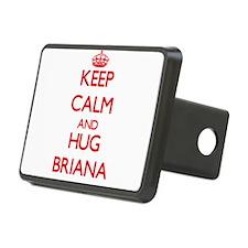 Keep Calm and Hug Briana Hitch Cover