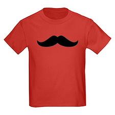 Cool Mustache Beard T