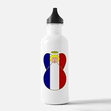 frenchangelBlond Water Bottle
