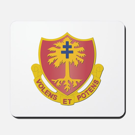 DUI - 3rd Bn - 320th Field Artillery Regt Mousepad