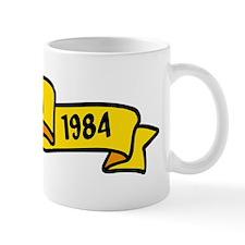 born in 1984 Mug