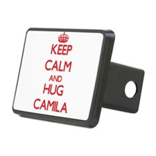 Keep Calm and Hug Camila Hitch Cover